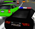 Police Pursuit 3D - Crash the Criminals