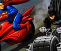 Batman vs Superman – Corrida de Motos