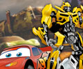 Img do Jogo Cars VS Transformers!