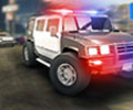 Img do Jogo Hummer Police Parking
