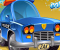 Img do Jogo Police Car Wash