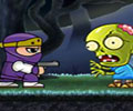 Img do Jogo Ninja Ben vs Zombies