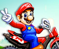 Img do Jogo Mario Super Race