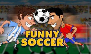 Funny Soccer - jogo de futebol divertido