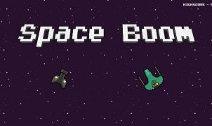 Space Boom - Combatentes Intergaláticos