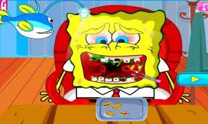 O cirurgião dentista Bob Esponja