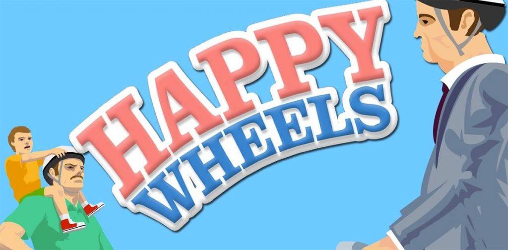 Happy Wheels grátis