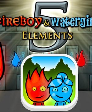 Jogo Fireboy e Watergirl 5 Elements