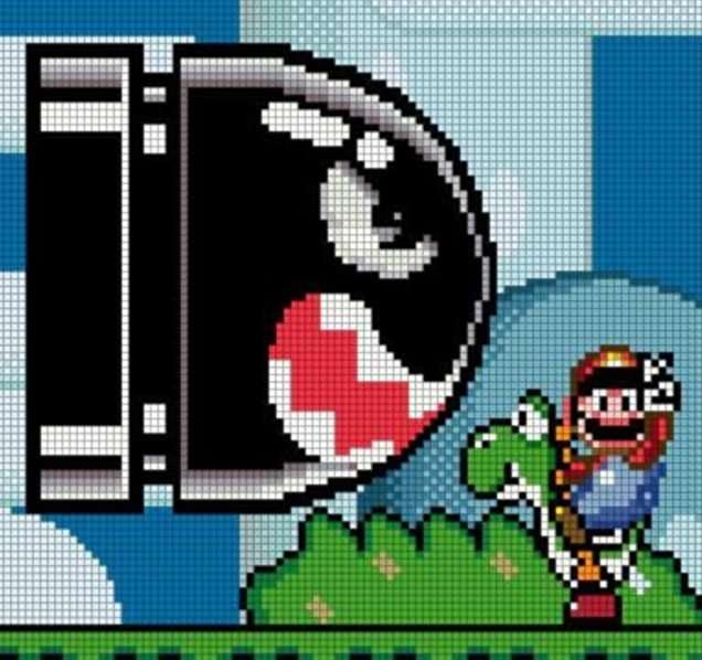 Jogar Mario e Banzai