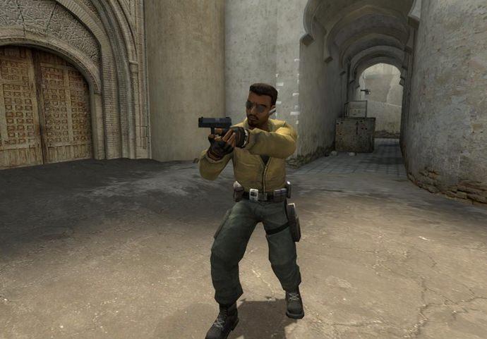 Jogo Counter Strike Source