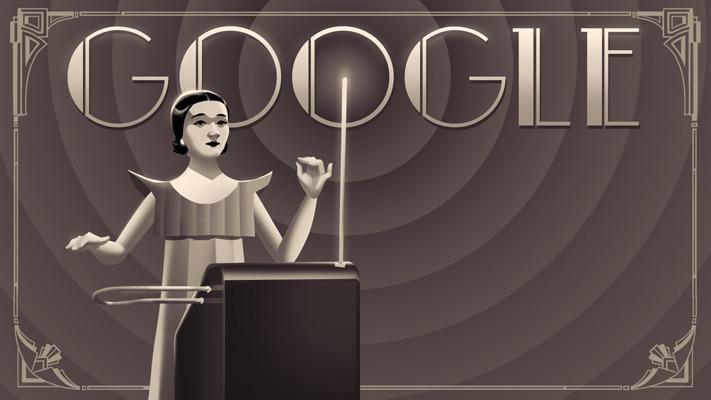 Google Theremin Clara Rockmore