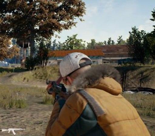 Mostrando por dentro do jogo PUBG (Playerunknown's Battlegrounds)