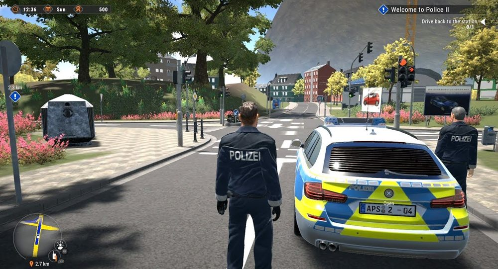 Jogo Autobahn Police Simulator 2