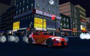 Midnight Club - Street Racing